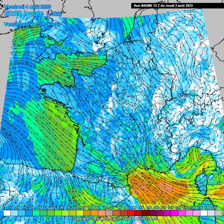 les bons orages de septembre Arome-3-30-0